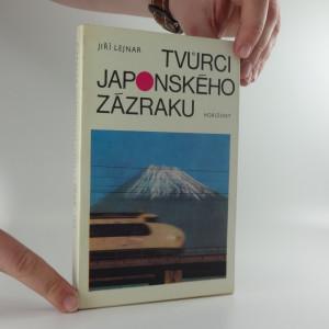 náhled knihy - Tvůrci japonského zázraku