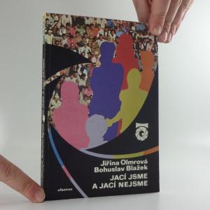 náhled knihy - Jací jsme a jací nejsme : (o psychologických typologiích)