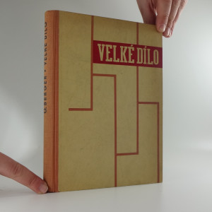 náhled knihy - Velké dílo : hospodářsko-politický profil československého znárodnění
