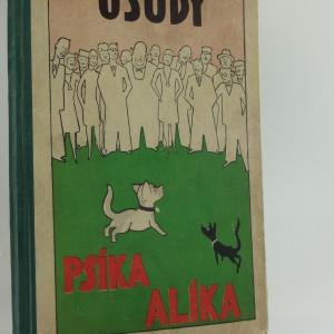 náhled knihy - Osudy psíka Alíka