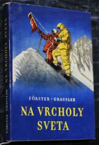náhled knihy - Na vrcholy sveta