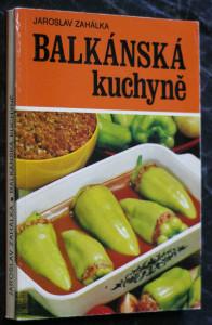 náhled knihy - Balkánská kuchyně