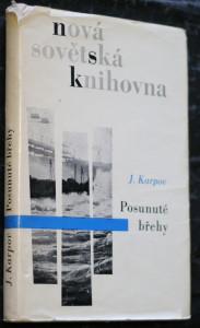 náhled knihy - Posunuté břehy