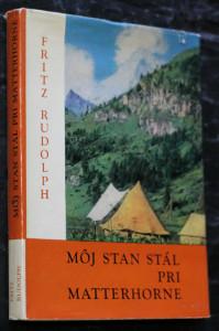 náhled knihy - Môj stan stál pri Matterhorne