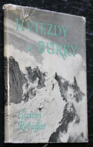 náhled knihy - Hviezdy a búrky : Šest severných alpských stien