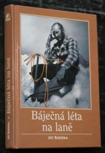 náhled knihy - Báječná léta na laně