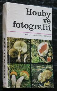 náhled knihy - Houby ve fotografii
