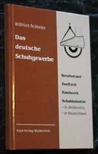 náhled knihy - Das deutsche Schuhgewerbe
