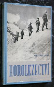 náhled knihy - Horolezectví : Příručka pro horolezce - začátečníky