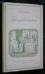 náhled knihy - Filosofská historie