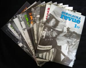 náhled knihy - Střelecká revue 1.-12., 1977