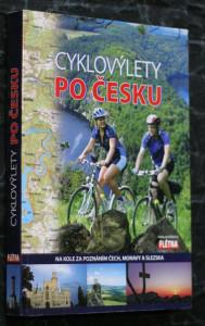 náhled knihy - Cyklovýlety po Česku : na kole za poznáním Čech, Moravy a Slezska