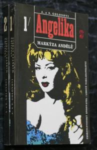 náhled knihy - Angelika, markýza andělů. 1. díl- 2. díl