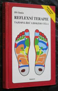 náhled knihy - Reflexní terapie : tajemná řeč lidského těla