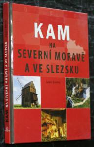 náhled knihy - Kam na severní Moravě a ve Slezsku