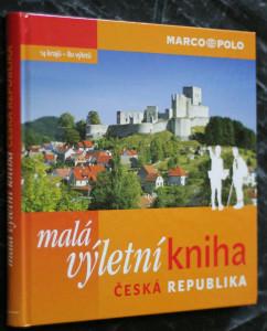 náhled knihy - Malá výletní kniha - Česká republika