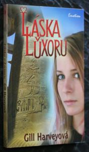 náhled knihy - Láska v Luxoru