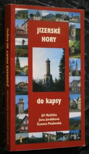 náhled knihy - Jizerské hory : do kapsy