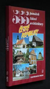 náhled knihy - 555 památek lidové architektury České republiky