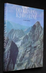 náhled knihy - Od Kriváňa k Javorine