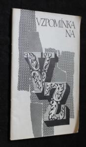náhled knihy - Vzpomínka na Václava Zachovala