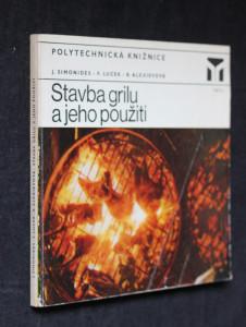 náhled knihy - Stavba grilu a jeho použití