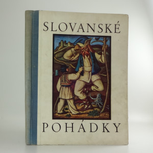 náhled knihy - Slovanské pohádky