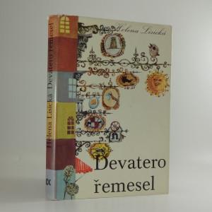 náhled knihy - Devatero řemesel