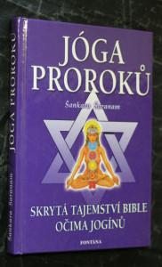 náhled knihy - Jóga v učení starozákonních proroků