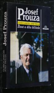 náhled knihy - Josef Prouza : život a dílo léčitele