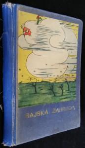 náhled knihy - Rajská zahrada a jiné pohádky