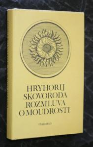 náhled knihy - Rozmluva o moudrosti : výbor ze Skovorodova díla