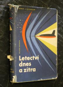 náhled knihy - Letectví dnes a zítra