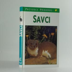 náhled knihy - Säugetiere. Česky Savci