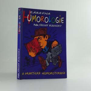 náhled knihy - Zábavná humorologie a praktická humoroterapie