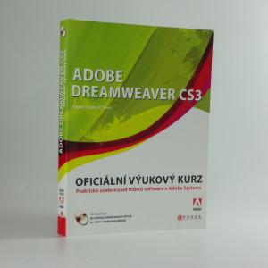 náhled knihy - Adobe Dreamweaver CS3 : oficiální výukový kurz