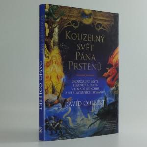náhled knihy - Kouzelný svět Pána prstenů : okouzlující mýty, legendy a fakta v pozadí jednoho z nejslavnějších románů