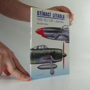 náhled knihy - Stíhací letadla : 1939-45 : USA - Japonsko