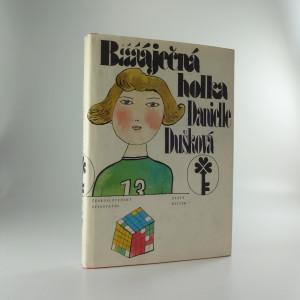 náhled knihy - Báječná holka