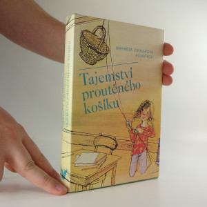 náhled knihy - Tajemství proutěného košíku : pro čtenáře od 8 let