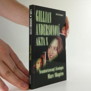 náhled knihy - Gillian Andersonová - Akta X