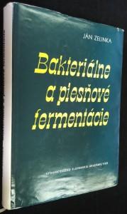 náhled knihy - Bakteriálne a plesňové fermentácie