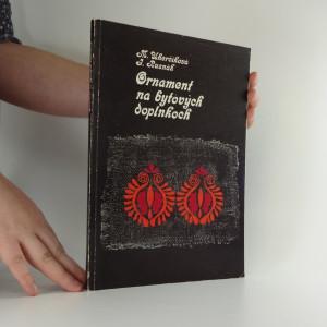 náhled knihy - Ornament na bytových doplnkoch