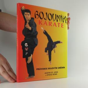 náhled knihy - Bojovník karate