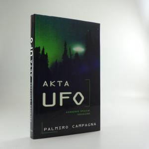 náhled knihy - Akta UFO : kanadské spojení odhaleno