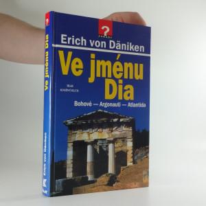 náhled knihy - Ve jménu Dia