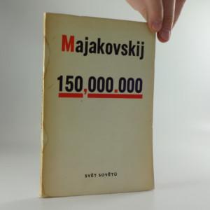 náhled knihy - 150.000.000 : Revoluční poema