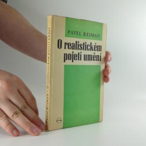 náhled knihy - O realistickém pojetí umění