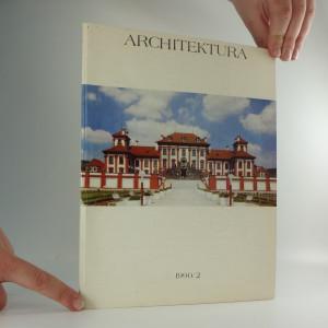 náhled knihy - Architektura, ročník XLIX., číslo 2/1990