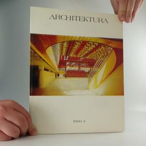 náhled knihy - Architektura, ročník XLIX., číslo 4/1990